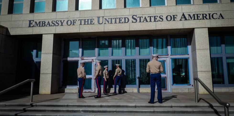 Ataque sónico a embajada norteamericana en Cuba