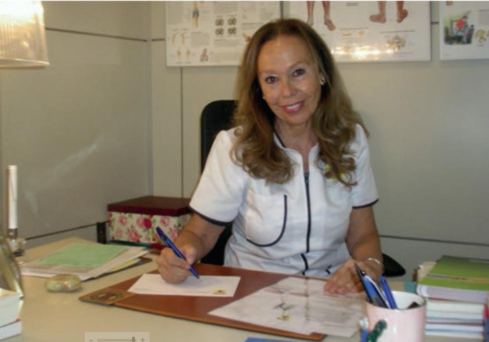 Mercedes Carandini terapeuta de Centro Mas Vida